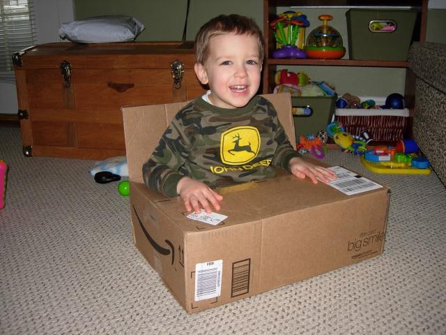Liam in a Box